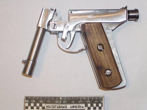 пистолет под монтажный патрон  Видео на Запорожском портале