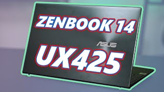 World's thinnest ultrabook - but with a twist! ASUS ZenBook UX425 review!