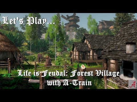 Let's Play! Life is Feudal: Forest Village S1 E16