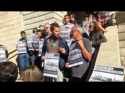 La Biblioteca de Castila-La Mancha vivirá cuatro sábados de huelga