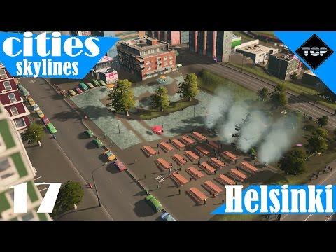 Cities: Skylines | Helsinki - Osa 17 | Alueet auki ja vähän säätöä!