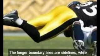 Football. How to play American Football.
