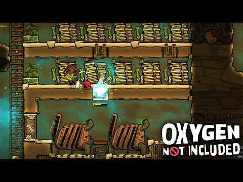 Oxygen Not Included UNLIMITED POWER!  - Oxygen Not Included Gameplay How To Get Power Ep. 6