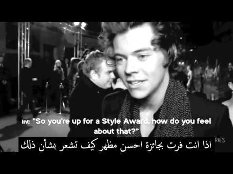 اجمل و احلى فيديو عن هاري ستايلز مترجم