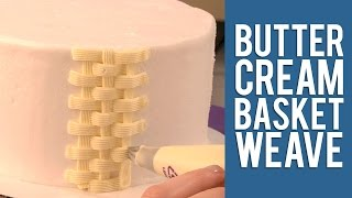 how to pipe buttercream