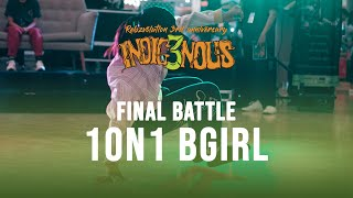 FINAL BATTLE PUTRI VS NOVI   | 1ON1 BGIRL BATTLE | REBZVOLUTION 3RD ANNIVERSARY