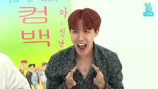 V LIVE - BTS COMEBACK SPECIAL [방탄늬우스] 'BTS NEWS' ( Eng Sub)