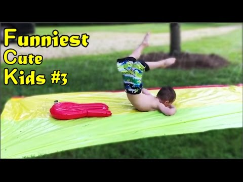 Thumbnail: Funny Cute Kids Compilation 2017 (Part 3) | Funniest Kids Bloopers