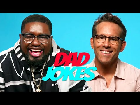 Dad Jokes | Ryan Reynolds vs. Lil Rel Howery | All Def