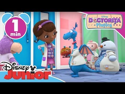 Doctorița Plușica – Animăluțe terapeutice. Doar la Disney Junior!