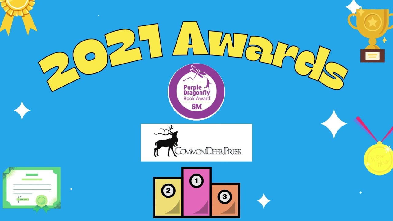 Common Deer Press Middle Grade Novels and Picture Books Win At Purple Dragonfly Awards