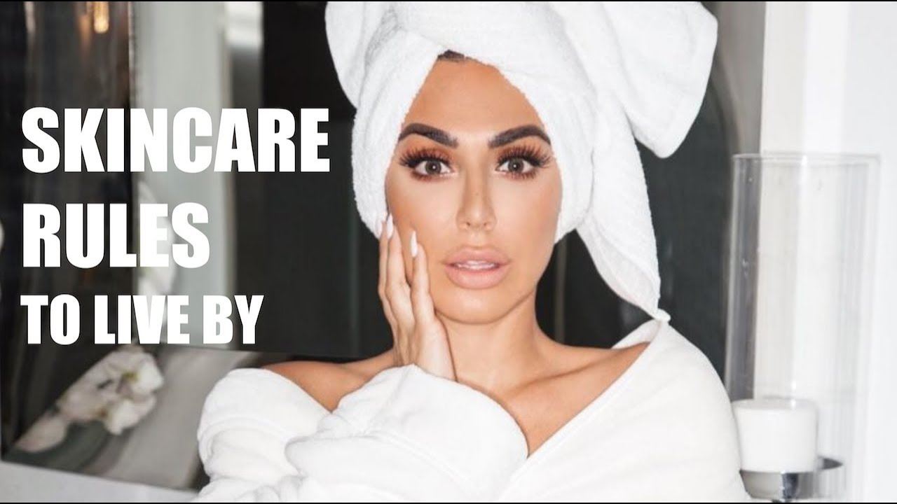 Skincare Rules: My Ultimate Skincare Routine