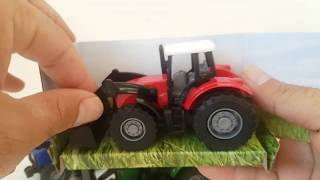 Tractor for Kids toys unboxing Video for Kids