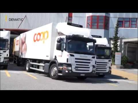 Coop Switzerland - Automated Cross Docking Processes for Fresh Goods