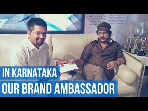 Crazy Star Ravichandran - Our Brand Ambassador in Karnataka | DighVijay News 24x7 live Kannada