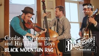 Gordie MacKeeman and His Rhythm Boys - Black Mountain Rag