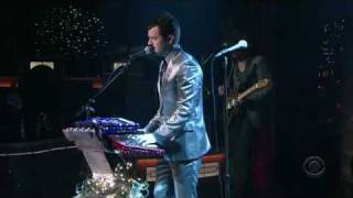 The Killers - When You Were Young (Live on Letterman)