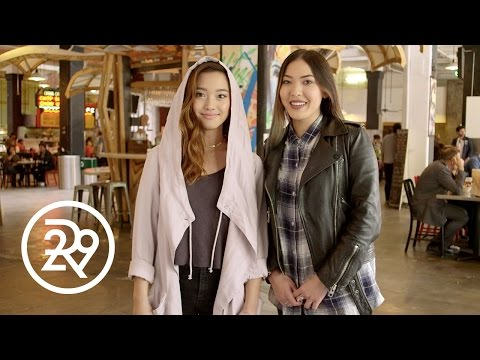 Jenn Im And SoothingSista Go To Grand Central Market: Part 1 | Dear LA | Refinery29