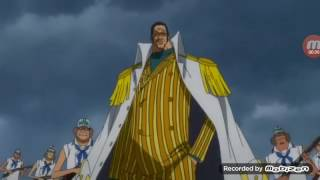 Z giúp nhóm Mũ Rơm thoát khỏi Kizaru