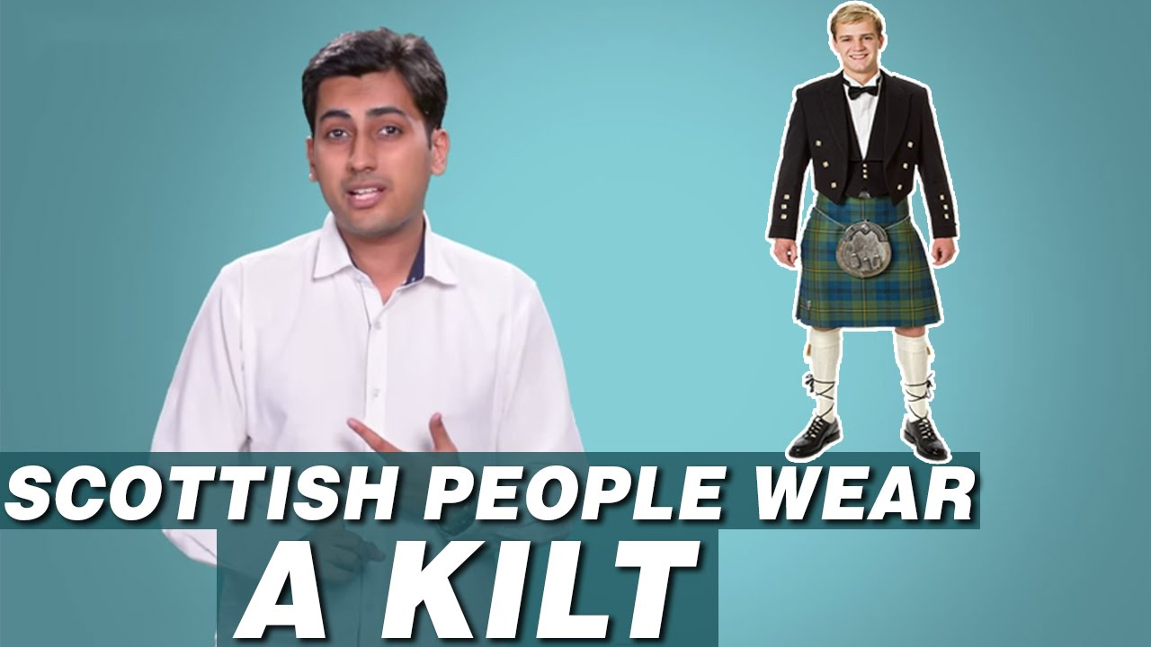 Download Why Do Scottish People Wear a Kilt?