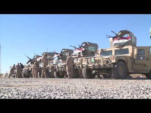 Iraq, Mosul | Military operations in Mosul continues for the second month