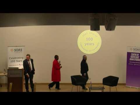 In conversation with Dr José Ramos-Horta, SOAS Centenary Lecture, SOAS University of London