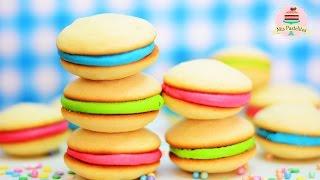 Whoopie Pies | Los Pastelitos MÁs Ricos | Mis Pastelitos