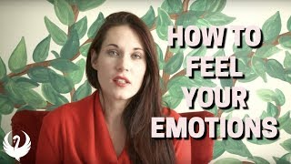 How To Feel Y๐ur Emotions (What To Do if you Cant Feel Your Emotions) - Teal Swan -