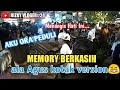 MEMORI BERKASIH ALA AGUS KOTAK🤣 Menangis Hati Ini Aku Ora Peduli, Angklung Malioboro, Yogyakarta