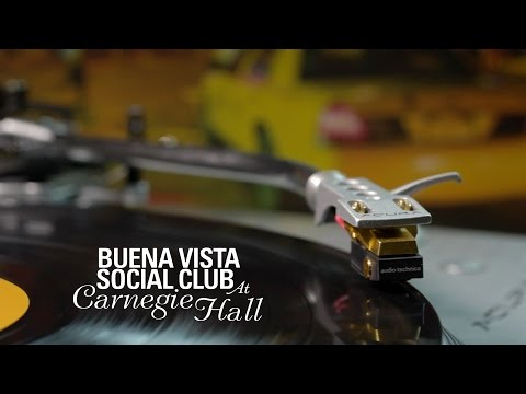 BUENA VISTA SOCIAL CLUB - Live at Carnegie Hall (vinyl)