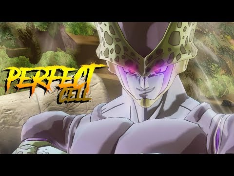 PERFECT CELL ULTIMATE PERFECT KAMEHAMEHA POWER! - DRAGONBALL XENOVERSE 2