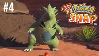 New Pokémon Snap Ep.4 - ¡TYRANITAR APARECE!