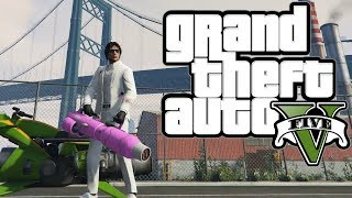 La viuda rosa 🌸 - Grand Theft Auto V 🚀