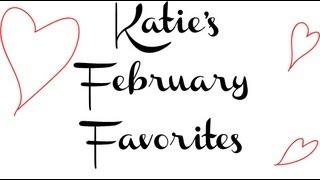 Katie's February Favorites Thumbnail