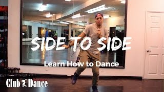 Learn How to Dance - Side to Side (Arm Movement)