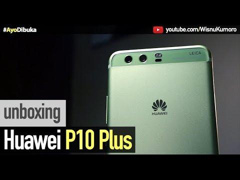Unboxing Huawei P10 Plus: Mewah Luar Dalam! #AyoDibuka