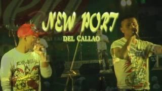 SANTA ROSA 2009 EN PUERTO NUEVO CALLAO - NEW PORT REGGAETON