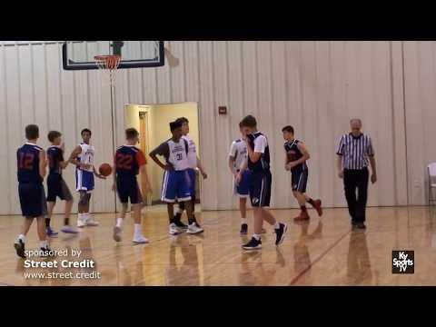 Indiana Ambition vs Western Kentucky [GAME] - AAU Basketball 2017 DSP War On the Floor