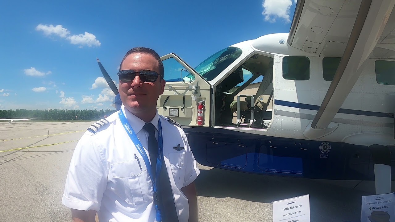 Youth Aviation Day Offers Flying Fun and Career Opportunities for the Next Generation