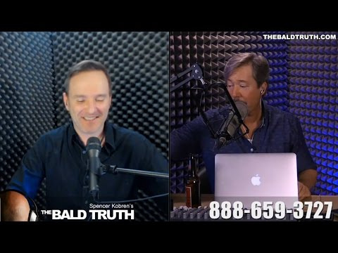 The Bald Truth Ep. 146 - Bad Hair Transplant? Sometimes It's Best To Just Cut Your Losses
