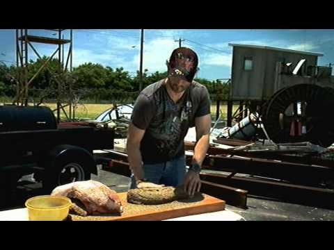 Robert Rodriguez's 10-Minute Cooking School: Texas BBQ