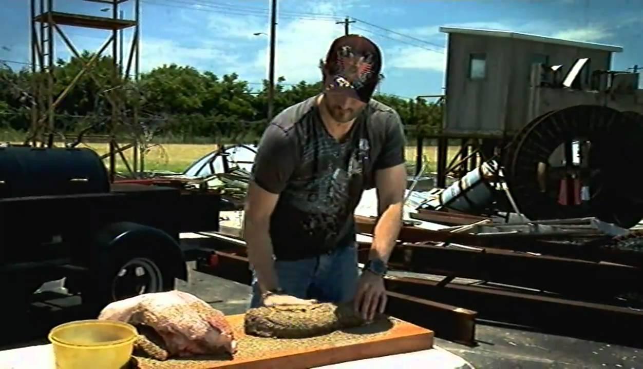 Robert Rodriguez's 10-Minute Cooking School: Texas BBQ