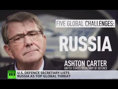 Pentagon lists Russia as top global threat, seeks fourfold boost in defense budget