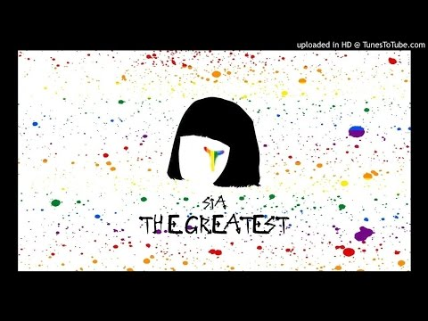 Sia - The Greatest (Vocal Stems) ❤️