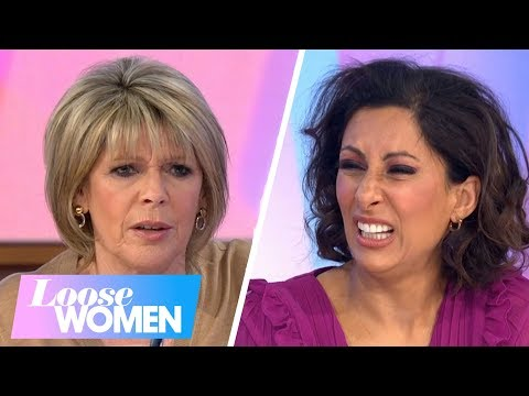 Do You Need to Be Shocked Into Losing Weight? | Loose Women