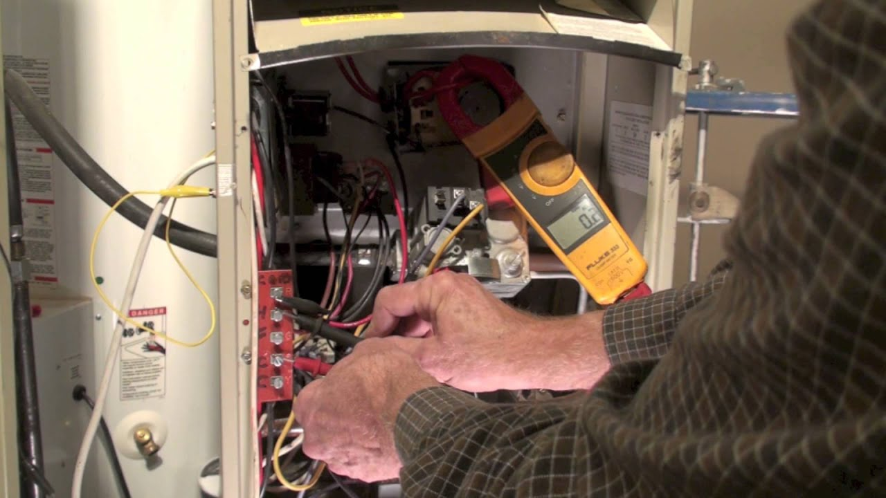 Rheem Rgda Model Troubleshoot Part 1