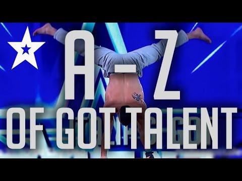 A to Z of Got Talent | Got Talent Global