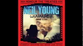 Neil Young, solo - Winnipeg, 2014, Jan.16 (AUDIO),Full set,19 songs,99 mins.