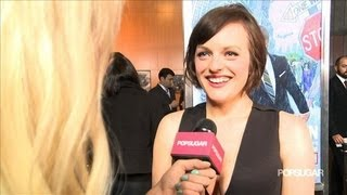 Elisabeth Moss Peggys Ve Move And Growing Mad Men