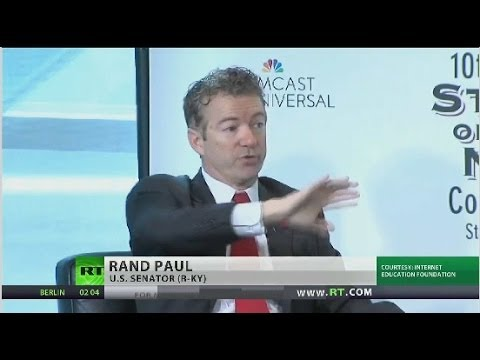 Rand Paul to file class-action lawsuit against NSA